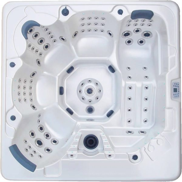 Dr. Wellness G-14 Tranquility Spa w/MP3 Audio System Spa